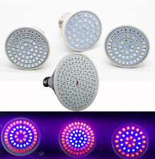 3/5/7/15W E27 LED Grow Light Lamp Bulb Full Specturm for Hydroponic Plant Growth