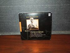 2 Disc SWING BIG BAND Jazz CD Collection ~ Benny Goodman,  Collectible