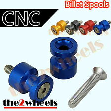 Aluminium Lightweight Swingarm Spools Sliders 8mm for BMW S1000RR / S1000R / HP4