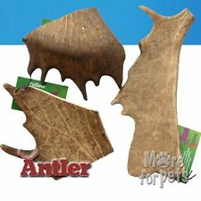 100% Natural FALLOW Deer Antler Dog Chews Hypo-Allergenic Dog Chew Like Stagbar