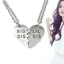 Best Friend Necklace Best Friends Necklaces Friends Forever Dog Tags Sisters XW