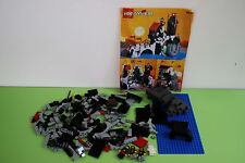 Lego Castle Wolfpack Set 6075 Wolfpack Tower 100% complete - with instructions