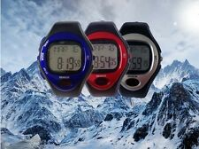 2017 new Fitness Sport Watch Heart Rate Monitor With Pedometer Calories Counter