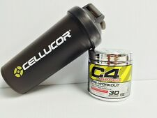 Cellucor C4 ripped Pre-workout 30 servings w/ FREE SHAKER FREE SHIPPING