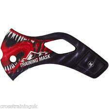 Elevation Training Mask 2.0 Sleeve Venomous Changeable Cover Only
