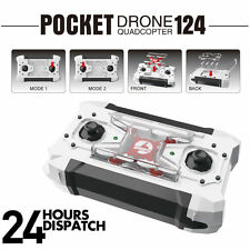 RC Quadrocopter FQ777 Pocket Drone 4CH 6Axis Gyro RC Helicopter Mini Drone