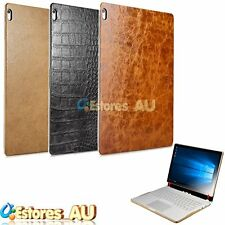 【AU】ICARER Genuine Leather Flip Cover Slim Stand Case For Microsoft Surfa Book