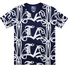 $40 Reebok x Mr Rolland Berry Los Angeles Graffiti Cartoon shirt