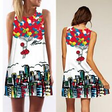 FOONEE New Summer Women Vintage Bodycon Casual Party Evening Cocktail Mini Dress