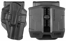 H&K USP Full Size & Compact 9mm & .40 OWB Polymer Holster & Magazine Pouch