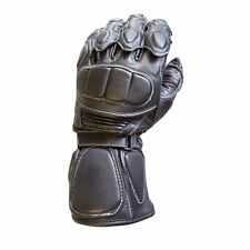 Motorcycle Riding Racing Biker Leather Gloves