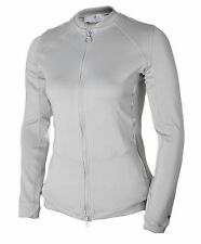 Adidas Women STELLA MCCARTNEY Warmup Mid Jacket Climalite Athletic Tennis AA4674