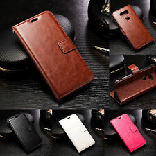Luxury PU Leather Wallet Credit Card Holder Kickstand Filp Case Cover For LG G5
