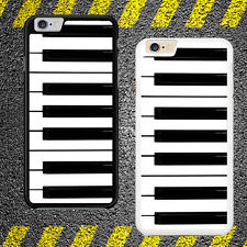 Piano Plastic Phone Back Case Skin Cover For iPhone 4 4s 5 5c SE 6 6s Plus I-260