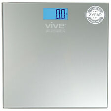 Bathroom Scale, Most Accurate Digital Body Weight Scale w/ Lit LCD Display