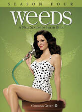 WEEDS Fourth Season 4 DVD 2009 3-Disc Set USA R1 Widescreen Brand NEW Sealed