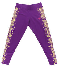 Adidas Originals Womens Graphic Leggings Purple