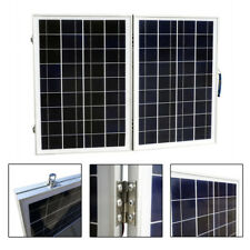 80W 100W 120W PV High Power Folding Portable Solar Panel for Camping Boat Car RV