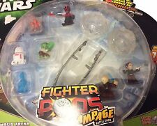 Star Wars Fighter Pods Rampage Battle Series4 Geonosis Arena Battle Pack.Various