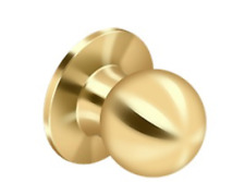 Dummy Door Lock Set Round Knob in 7 Finishes By FPL Door Locks & Hardware