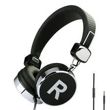 Sound Intone HD870 Stereo Bass Headphones Headset with Microphone Volume Control