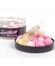 NASH CITRUZ MIXED PINK POP-UPS SPECIAL EDITION CARP FISHING BAIT 25G 10,15MM