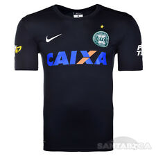 Coritiba Goalkeeper Away Nike Soccer Football Maglia Jersey Men Brazil 14/15 NWT