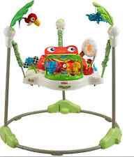 Baby Jumper Activity Jumperoo Toy FREE SHIPPING Fisher Price Rainforest New