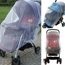 Fly Mesh Mosquito Net Baby Buggy Pram Pushchair Midge Insect Bug Protector Cover
