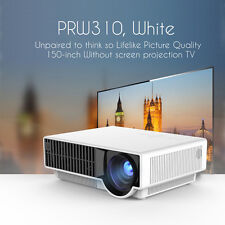 VIVIBRIGHT W310 Portable 1080P Video LED Projector Home Theater 2800 Lumens