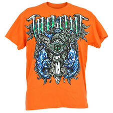 Tiger Snake Tapout Cage Fighter MMA UFC Fighting Mens Adult Tshirt Shirt Tee