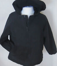 Gymboree Boy's Uniform Shop Navy Fleece Lined Jacket Size XS(3-4)