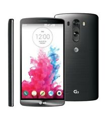 LG G3 D850 4G 32GB 13MP Unlocked Android OS (AT&T) Smartphone - Gold Black White