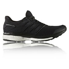 Adidas Supernova Glide 8 Womens Black Cushioned Running Shoes Trainers Pumps
