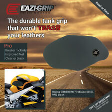 Eazi-Grip PRO Tank Grips for Honda CBR900RR (929) 2000 – 2001, clear or black