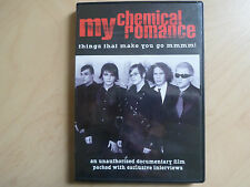 My Chemical Romance - Things That Make You Go Mmmm  DVD UK free p&p