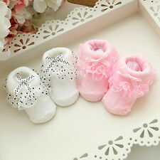 Baby Princess  Girls Boys Anti-slip Socks Infant Toddler Newborn Slipper Shoes