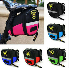 Outdoor Cyling Bike Seat Bicycle MTB Saddle Tail Bags Cycling Riding Accessories