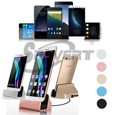 Desktop Micro USB Sync Data Cradle Stand Charger Dock Station For Android HTC LG