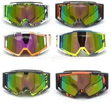2016 Motocross ATV Dirt Bike MOTORCYCLE RIDING GOGGLES SUNGLASSES GLASSES DOT