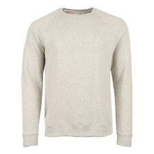 New Mens Norse Projects  Sweatshirt - Ketel Light Grey  Long sleeve  Crew neck