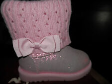 "New In Box- Toddler Girls Arizona Pink Boots-""Lil Chloe""--0622"