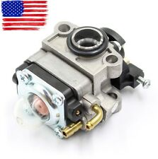 Carb Carburetor For Troy-Bilt Tiller Edger Gas Trimmer Cutter Walbro 753-04296