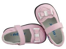 """Freycoo """"Ariel"""" Pink Leather Shoes Toddler - Girls"""