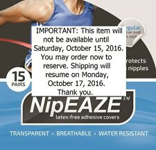 NipEAZE Nipple Protectors Runner prevent chafing; Rash guard; Nipple Concealer
