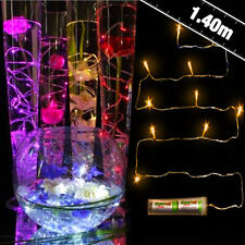 Submersible Decor String Lights - LED Flower Arranging Floral Display Waterproof