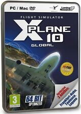 X-plane 10 Global Special Edition  - PC game - BRAND NEW