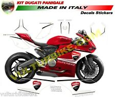 Sticker for Ducati 1199 Panigale 899 Panigale Decals for fairings superbike red