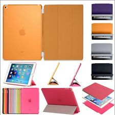High Quality Smart Magnetic Stand Case Cover for Apple iPad Auto On Off Sensor