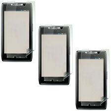 Clear Screen Protector Guard LCD for Motorola Droid Razr Maxx XT913 XT916